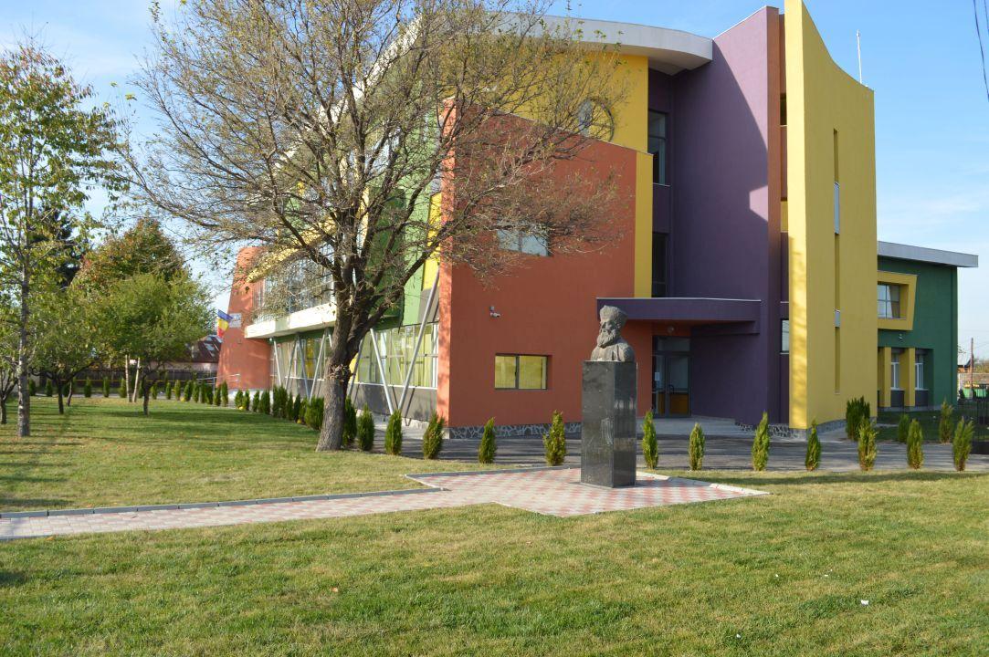 Școala Gimnazială Antonie Vodă, Popești