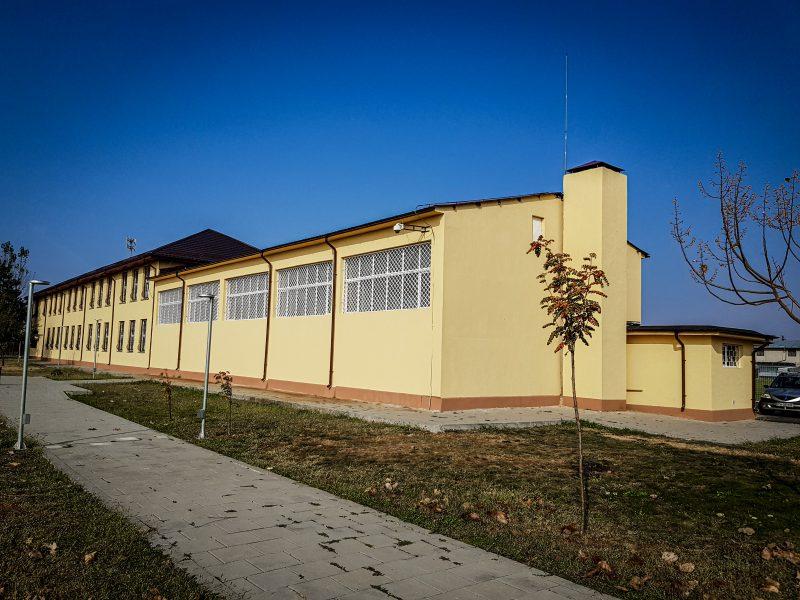 Sala de sport Negoiesti