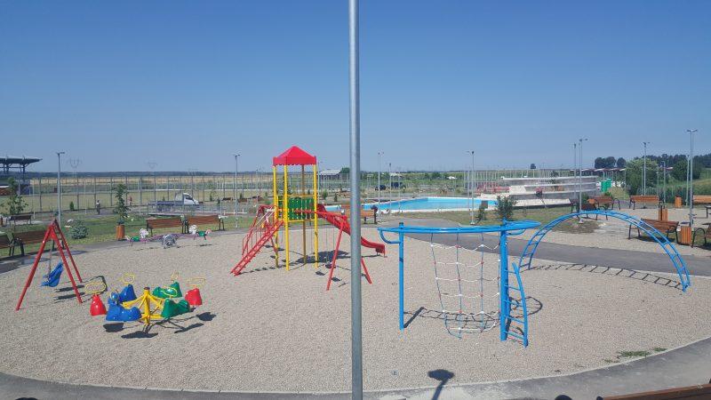 Parc Popesti