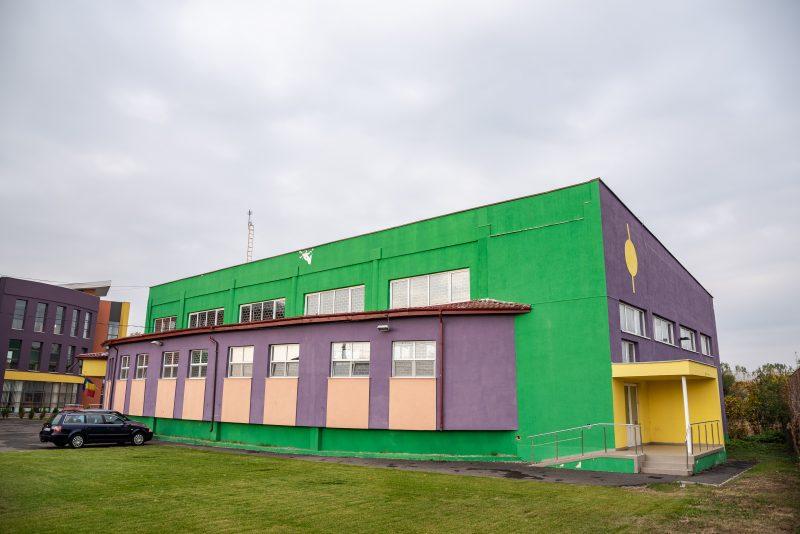 Sala de sport Popesti